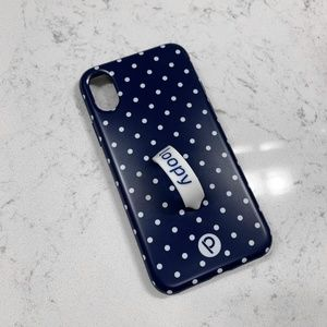 loopy cases┆iphone x/xs original case polka dot